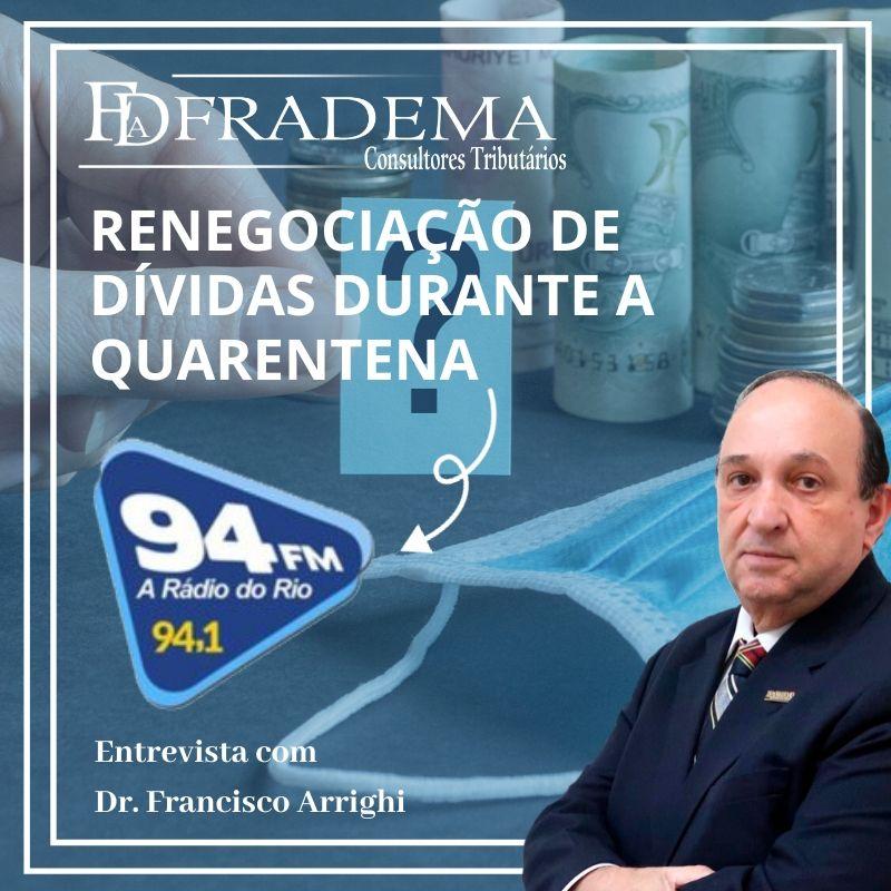 MIDIA FRADEMA 94FM