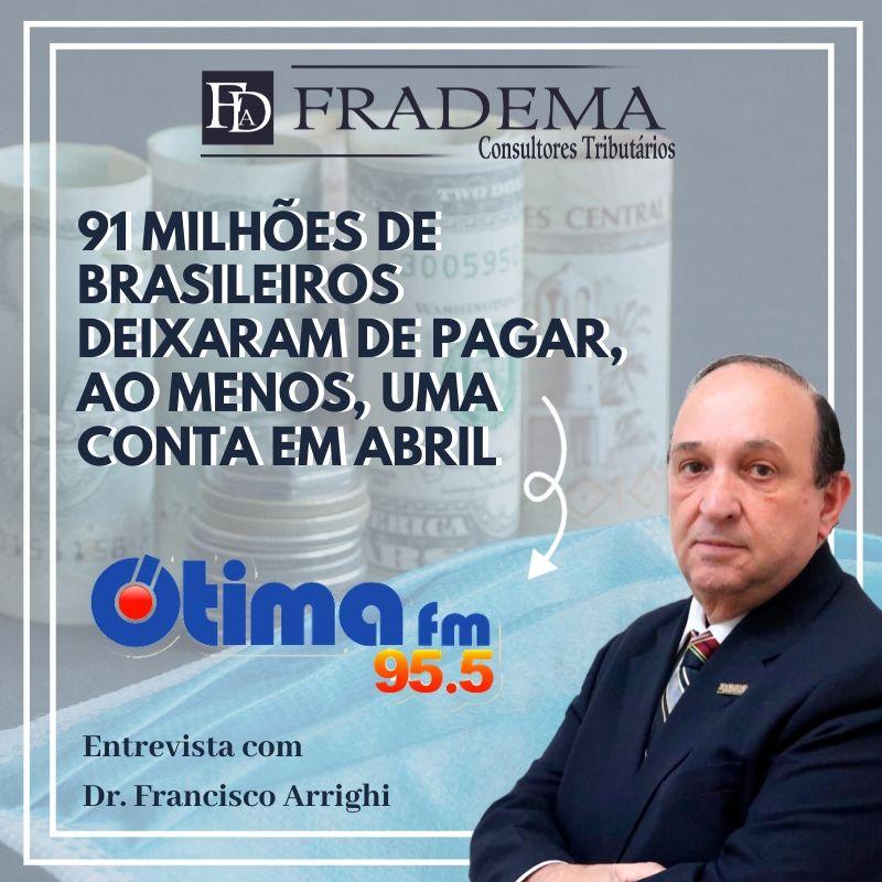 MIDIA FRADEMA RADIO OTIMA 95.5