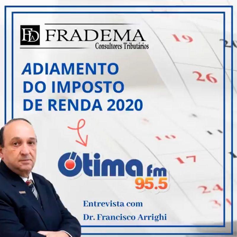 MIDIA FRADEMA RADIO OTIMA